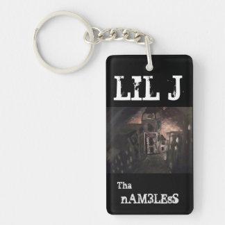 Lil J Nameless Keychain