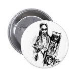"""Lil Jon """"colaboración de Jim Mahfood y Lil Jon """" botones"""