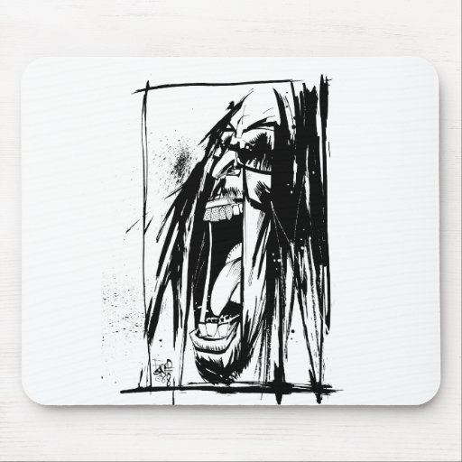 """Lil Jon """"colaboración de Jim Mahfood y Lil Jon """" Alfombrillas De Ratones"""