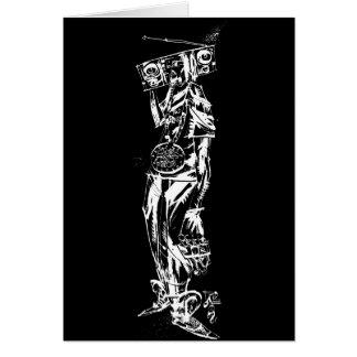 """Lil Jon """"colaboración de Jim Mahfood y Lil Jon """" Tarjeta De Felicitación"""