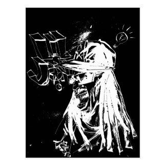 "Lil Jon ""colaboración de Jim Mahfood y Lil Jon "" Postales"