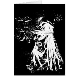 "Lil Jon ""Collaboration by Jim Mahfood and Lil Jon"" Card"