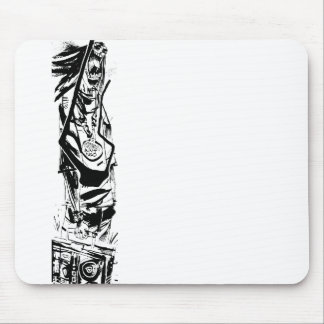 "Lil Jon ""Collaboration by Jim Mahfood and Lil Jon"" Mouse Pad"