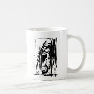 "Lil Jon ""Collaboration by Jim Mahfood and Lil Jon"" Classic White Coffee Mug"