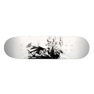 "Lil Jon ""Collaboration by Jim Mahfood and Lil Jon"" Skateboard"
