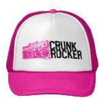 "Lil Jon ""Crunk Rocker Boombox Pink"" hats"