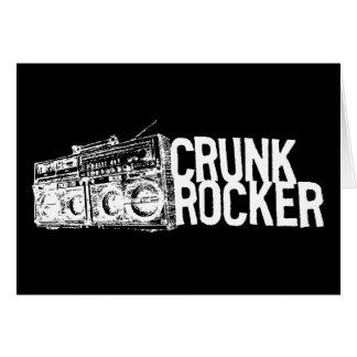 "Lil Jon ""Crunk Rocker Boombox White"" Card"