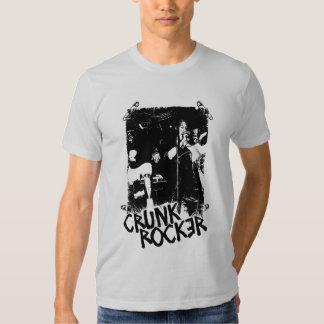 "Lil Jon ""Crunk Rocker Safety Pin Black"" T Shirt"