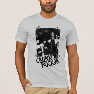 "Lil Jon ""Crunk Rocker Safety Pin Black"" T-Shirt"