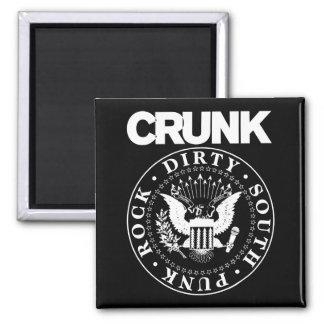 "Lil Jon ""Crunk Seal"" Fridge Magnet"