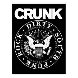 "Lil Jon ""Crunk Seal"" Postcard"