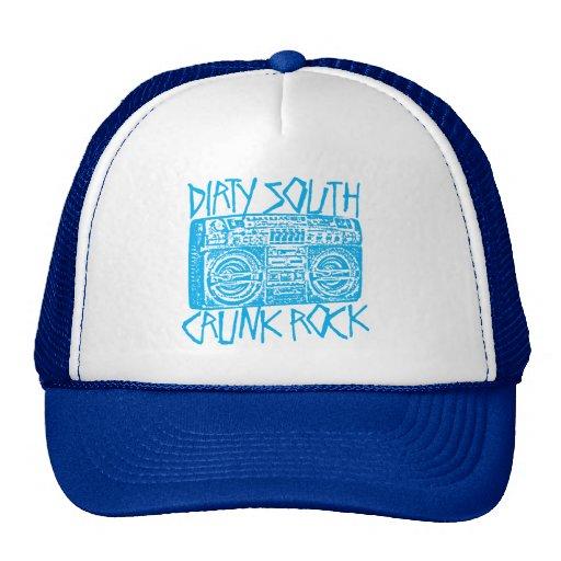 "Lil Jon ""Dirty South Boombox Blue"" Trucker Hat"