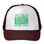 "Lil Jon ""Dirty South Boombox Green"" Trucker Hat"