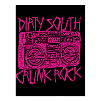 """Lil Jon """"Dirty South Boombox Pink"""" Postcard"""