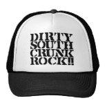 "Lil Jon ""Dirty South Crunk Rock"" hats"