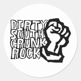 "Lil Jon ""Dirty South Fist""  Sticker"