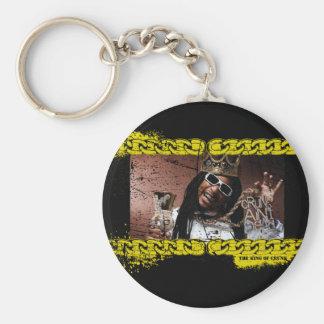 "Lil Jon ""King of Crunk"" Keychain"