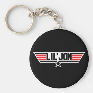 "Lil Jon ""Top Gun"" Keychain"