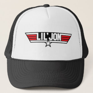 "Lil Jon ""Top Gun"" Trucker Hat"