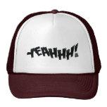 """Lil Jon """"Yeeeah!"""" Black Trucker Hat"""