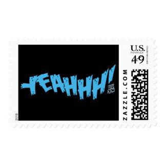 "Lil Jon ""Yeeeah!"" Blue Postage"