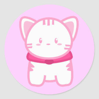 Lil' Kitten Sticker