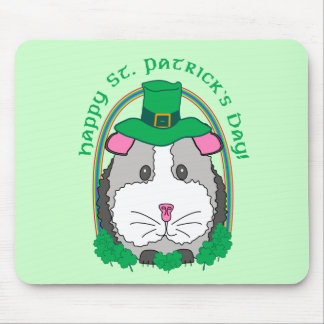 Lil Leprechaun Greetings Mouse Pad
