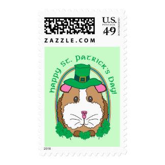 Lil Leprechaun Greetings Stamps