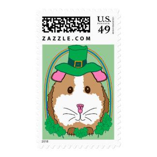 Lil Leprechaun Postage Stamp