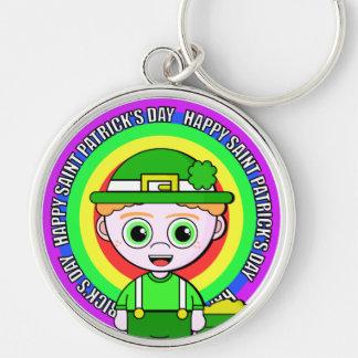Lil Lucky Saint Patrick's Day Keychain