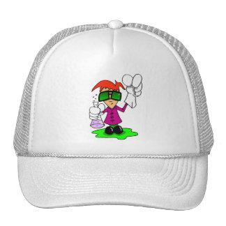 Lil Mad Scientist Trucker Hat