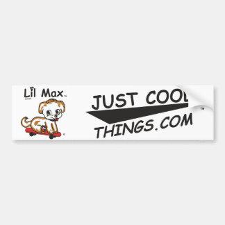 Lil Max Bumper Sticker
