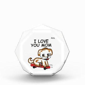 Lil Max's I Love You Mom Award