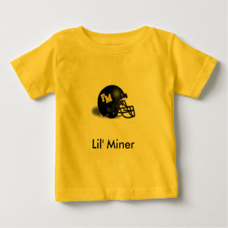 Lil' Miner Baby T-Shirt