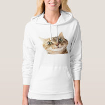 Lil Miss Cattitude Hoodie