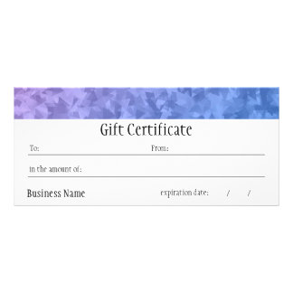 Lil Miss Claudia Gift Certificate
