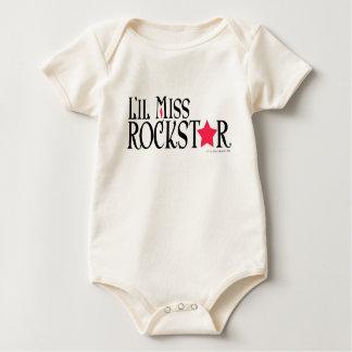 L'il Miss Rockstar Baby Bodysuit