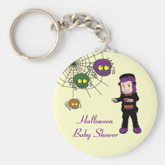 Lil Monster Baby Shower Key Chains