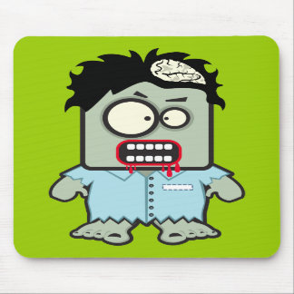 Lil monster pad mousepad