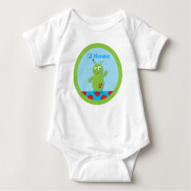 Lil Monster Personalized Baby T-Shirt