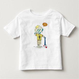 Lil Monsters: Mummy, Jr. Tee Shirts