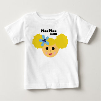 Lil Moo Moo Dollz - Blonde Baby T-Shirt