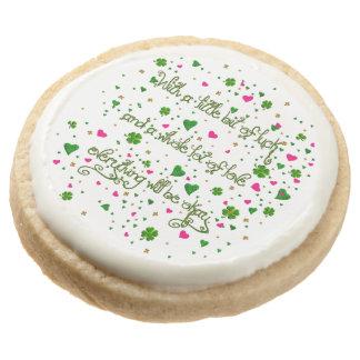 Lil mordió de las galletas de la Suerte-Torta