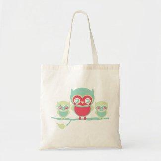 Lil Munchkin Kawaii Owls bag