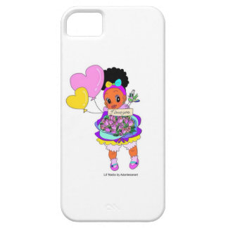 Lil' Nadia iPhone SE/5/5s Case