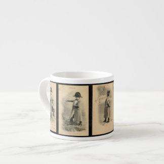 Lil Nappy 1: Napoleon Espresso Shot 6 Oz Ceramic Espresso Cup