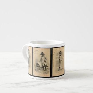 Lil Nappy 2: Napoleon Espresso Shot Espresso Cup