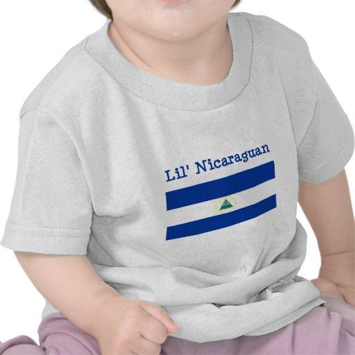 Lil' Nicaraguan T-shirt