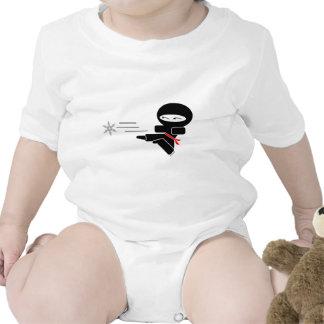 Lil Ninja Trajes De Bebé