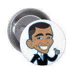 Lil' Obama Button